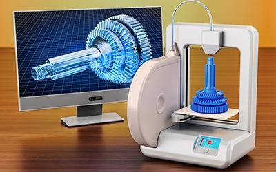 Modelado CAD en 3D