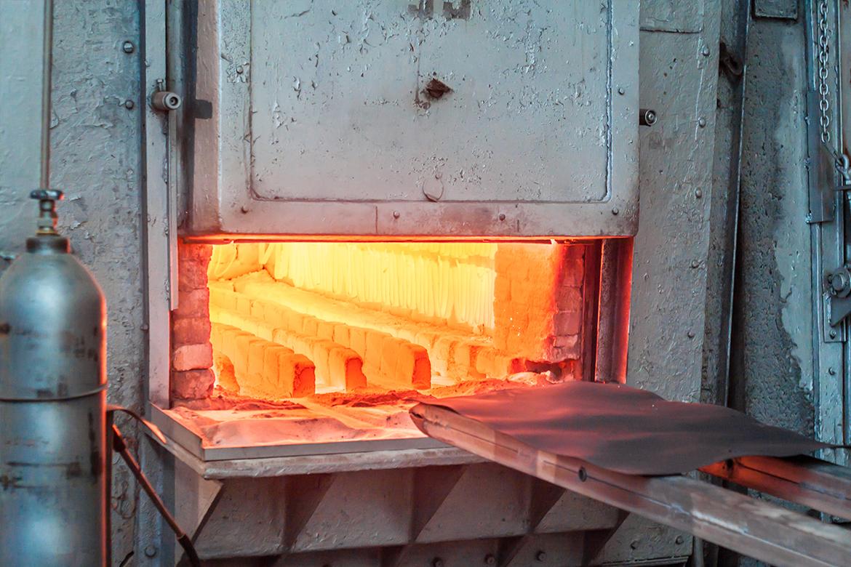 Wärme-behandlungen - Turcont - CNC-Bearbeitungsdienste, Guss und Gießereidienstleistungen