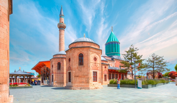 City of Konya Photos