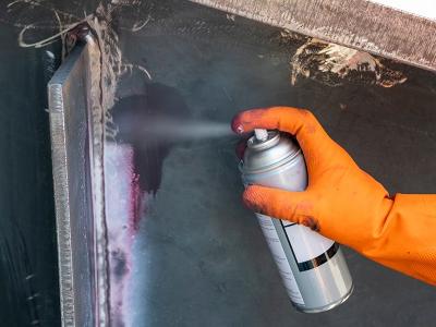 Liquid Penetrant Testing
